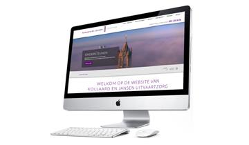 Nieuwe website KJ-uitvaartzorg.nl